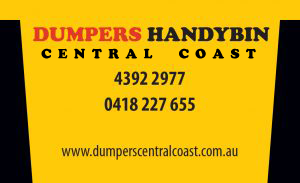Dumpers Skip Bins Central Coast