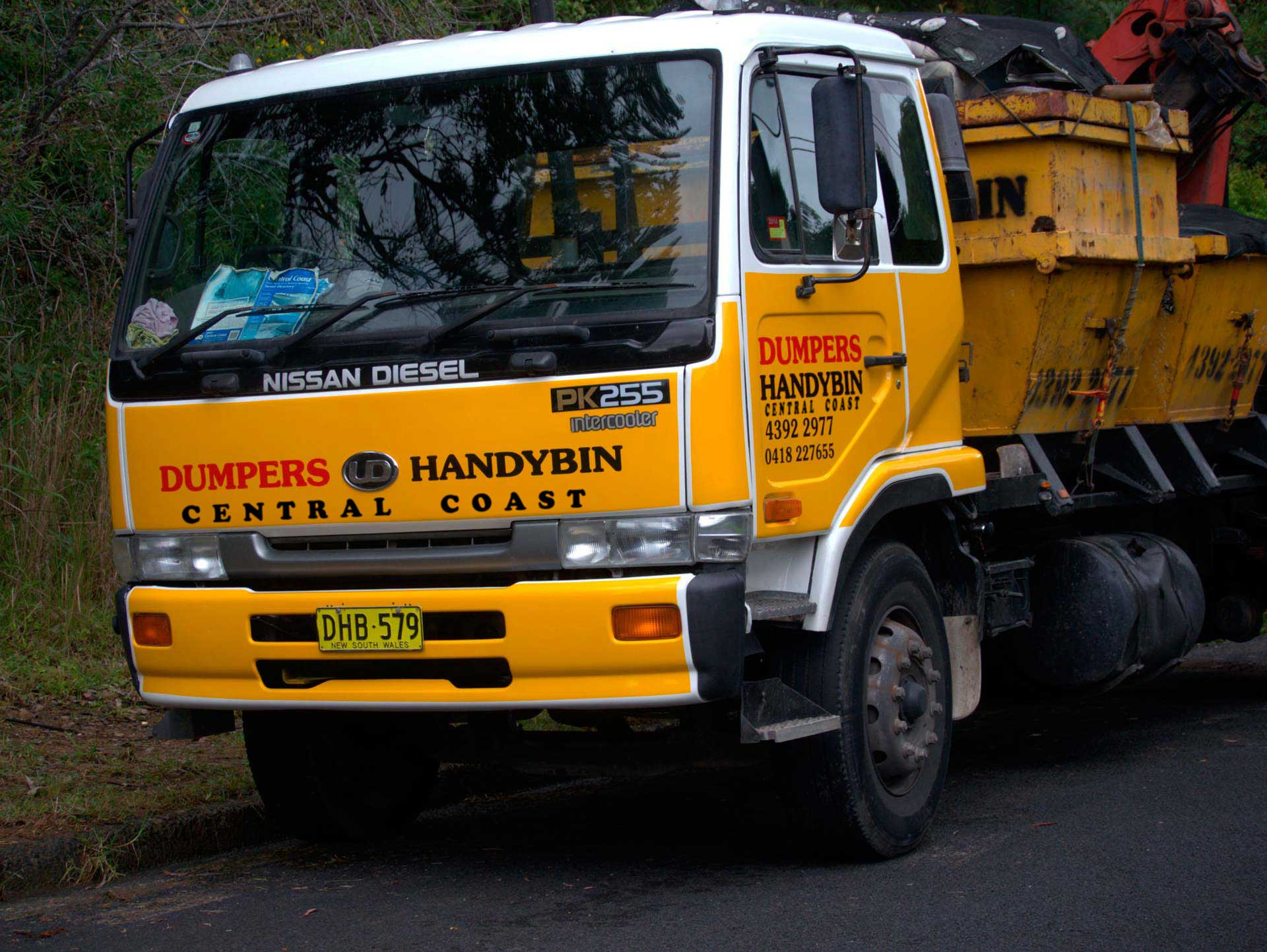 Dumpers Handybin Central Coast